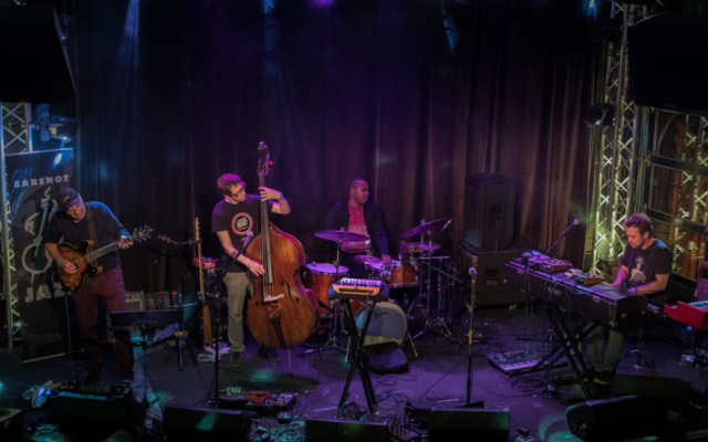 Trio Subtonic featuring Galen Clark, Dan Balmer, D'Vonne Lewis.