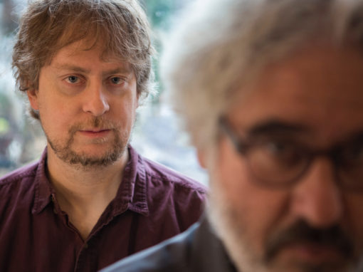 Tim Berne and Matt Mitchell