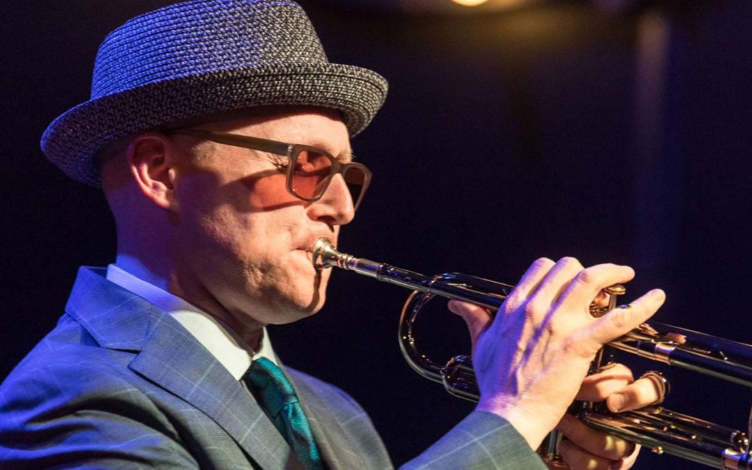 Earshot Jazz Live at The Forum at Town Hall Seattle