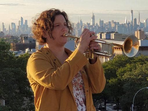 Catching Up With Samantha Boshnack: Working Through Discomfort