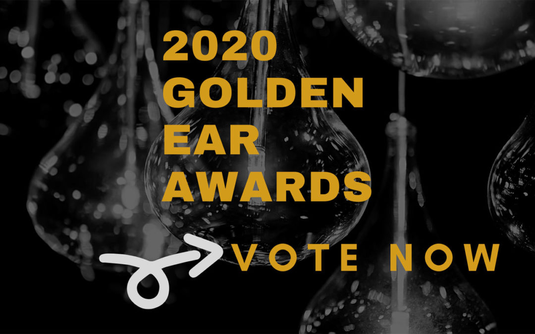 2020 Golden Ear Awards Ballot