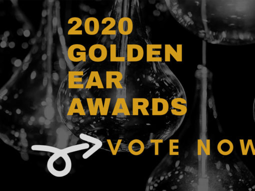Golden Ear Awards Ballot