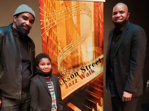Jackson Street Jazz Walk 2021
