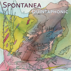 Album cover of Spontanea's Quintaphonic