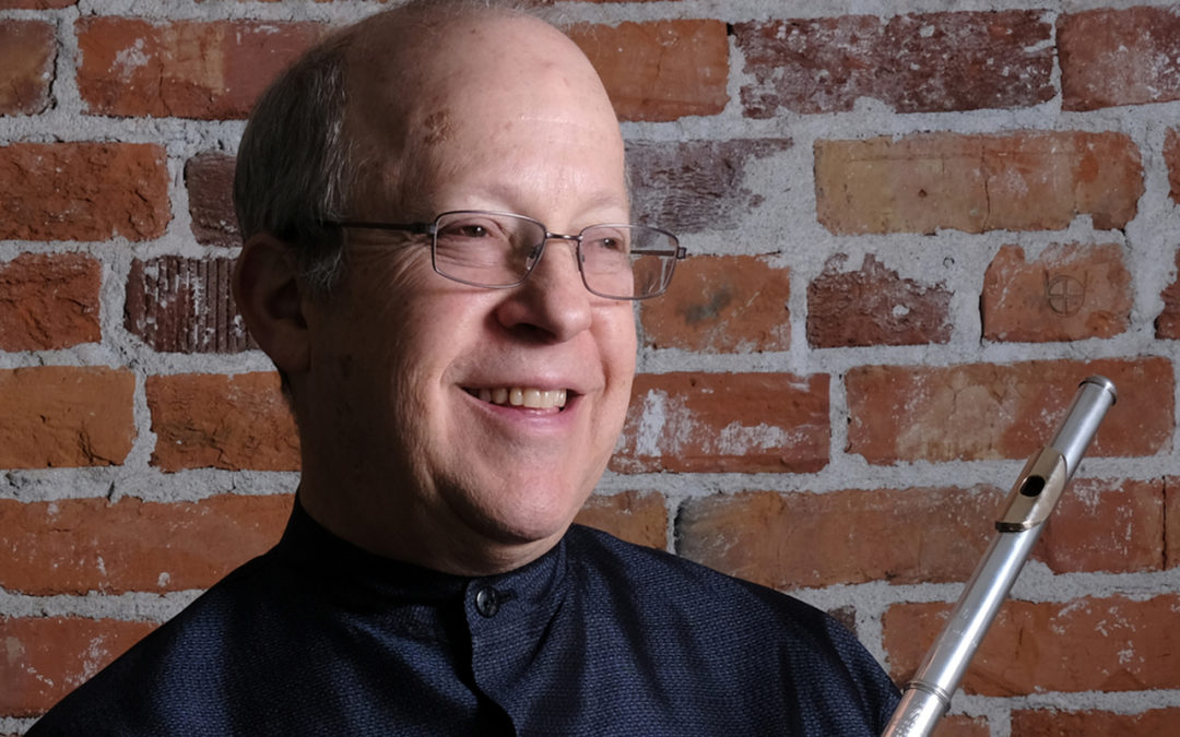 In Memoriam:Paul Taub, Flutist and Champion of Contemporary Music
