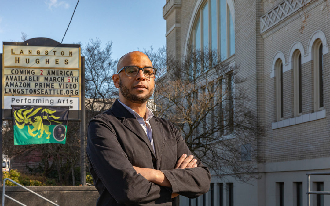 Cultivating Black Brilliance: A Conversation with Langston's Tim Lennon