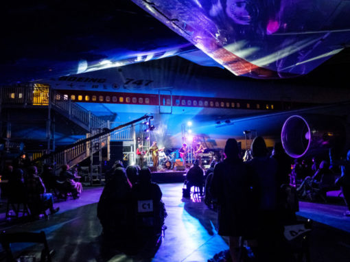 Safe & Sound: A New Live Music Venture Takes Off