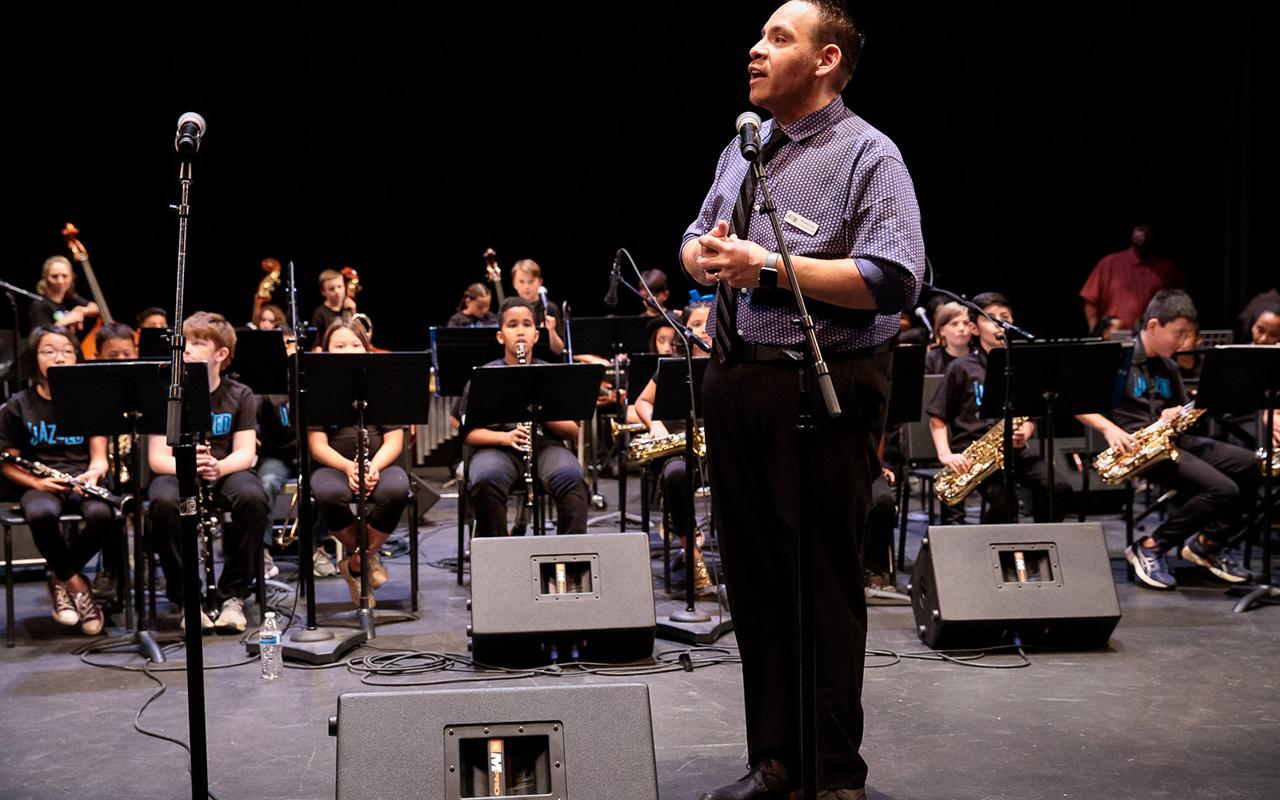 Ricardo Luna Seattle JazzED